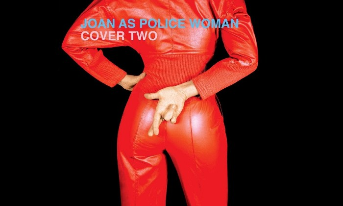 Joan As Police Woman Cover Two Album
