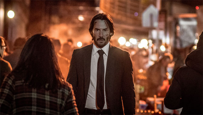 Keanu Reeves Perfected 'Movie Kung Fu' For John Wick Chapter 2