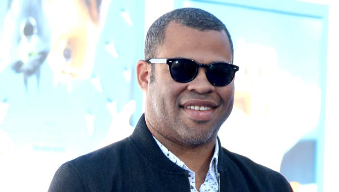 Jordan Peele had a busy year in 2016 with the release of Storks and Keanu