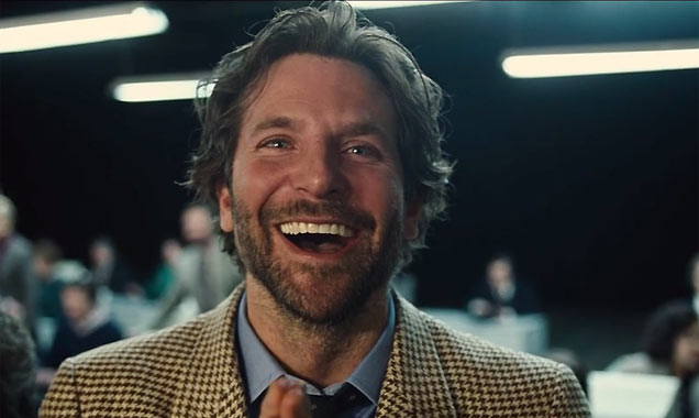 Bradley Cooper in Joy