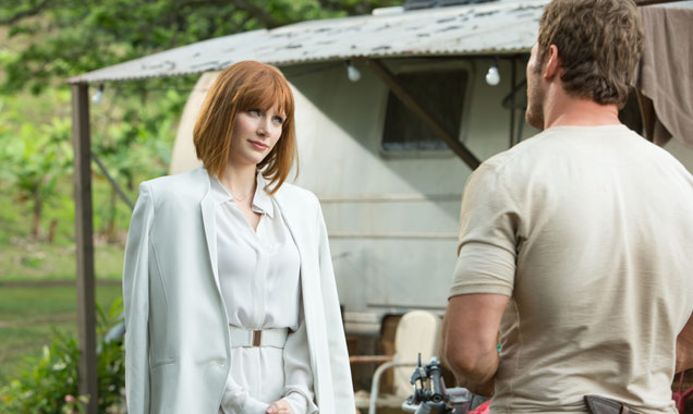 'Jurassic World' Was A Challenge For Bryce Dallas Howard