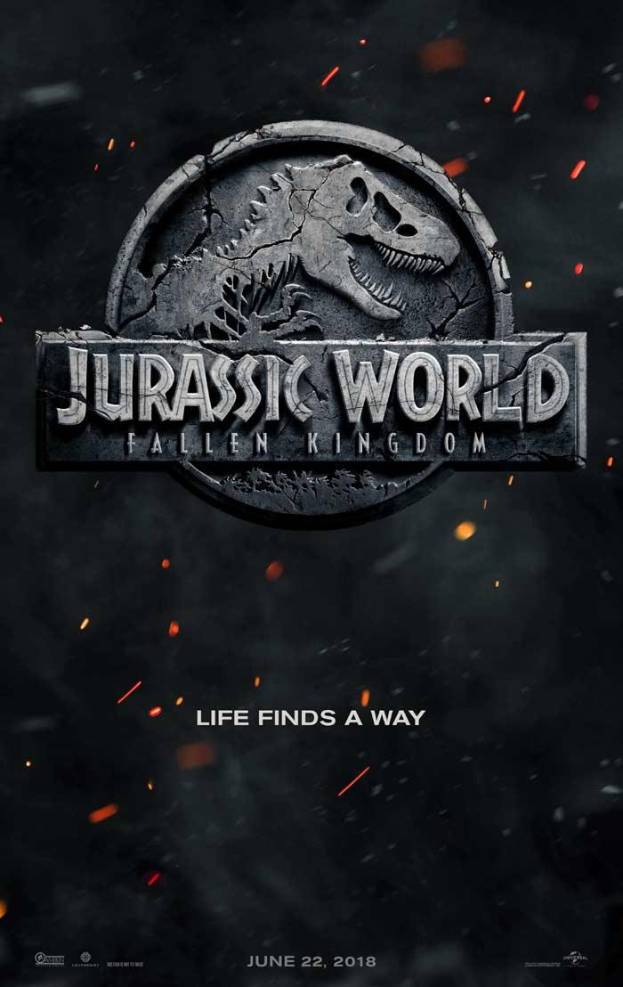 Chris Pratt and Bryce Dallas Howard are back for 'Jurassic World: Fallen Kingdom'