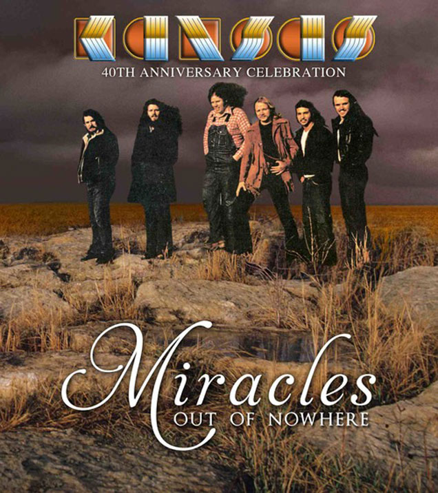 Kansas Miracles Out Of Nowhere poster