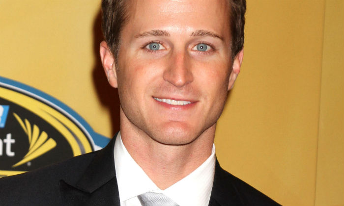 Kasey Kahne at the 2012 NASCAR Sprint Cup Series Awards Gala