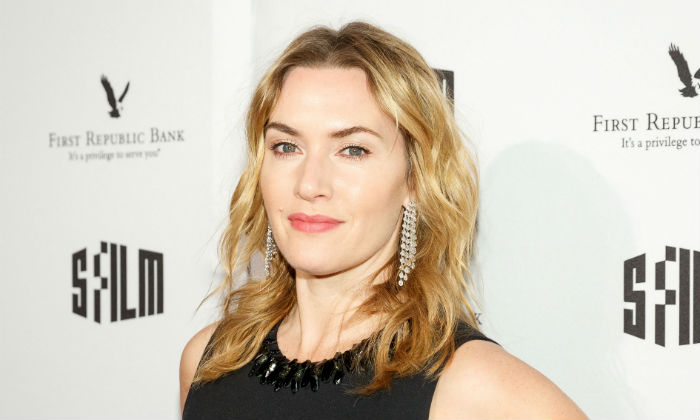 Kate Winslet at the SFFILM awards