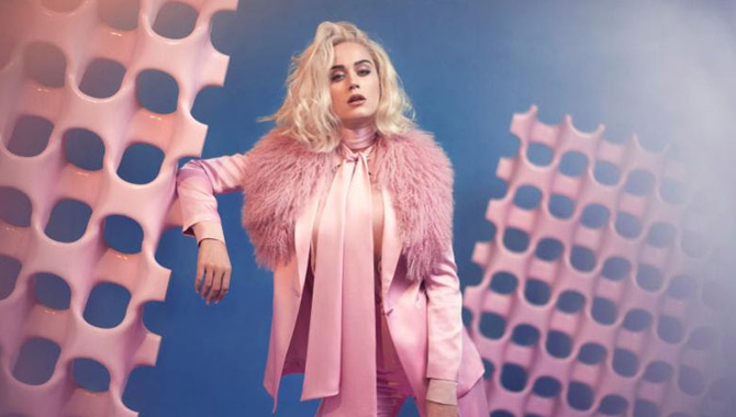 Katy Perry Unveils 'Chained To The Rhythm' With Adorable Hamster Video