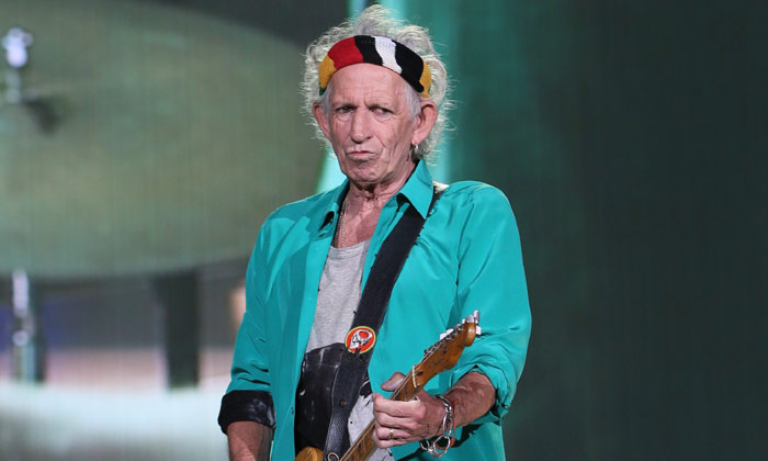 Keith Richards Devastated By Anita Pallenberg Death
