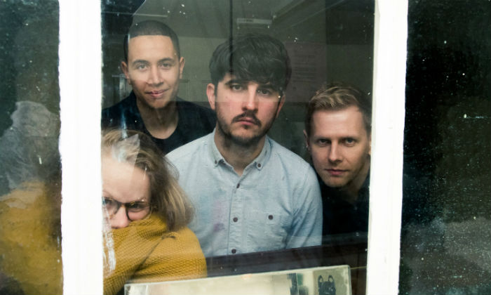 Kidsmoke Talk Free Gig Benefits, Being Vegetarian And Album Number Two [Exclusive]