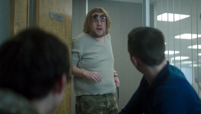 James Corden Co-stars in Kill Your Friends