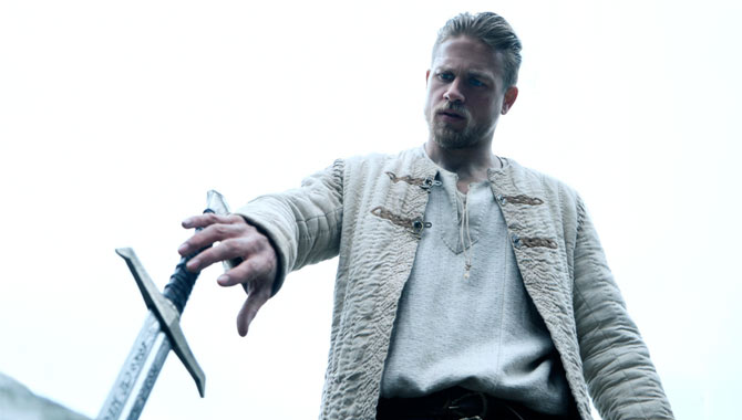 Guy Ritchie Wasn't Initially Keen To Cast Charlie Hunnam