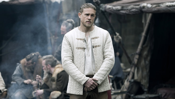 Charlie Hunnam stars in 'King Arthur: Legend of the Sword'