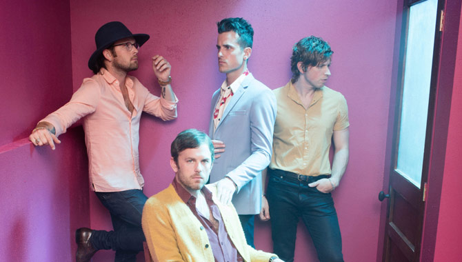 Kings Of Leon Debut 'Waste A Moment', The Soaring First Single From Their Upcoming Album