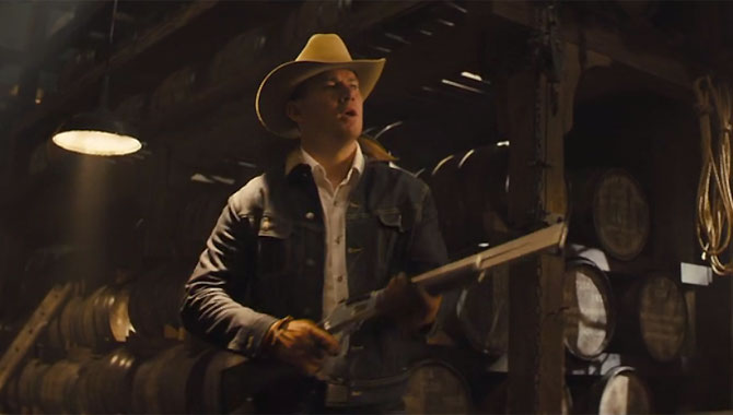 Channing Tatum joins the cast as Agent Tequila