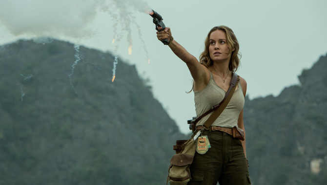 Brie Larson Recalled Her First Meeting With An Elephant To Draw Inspiration For Kong