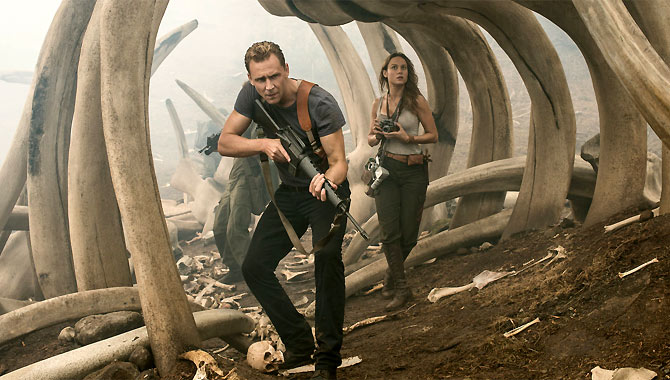 Tom Hiddleston Relished The Adventure Of Kong: Skull Island