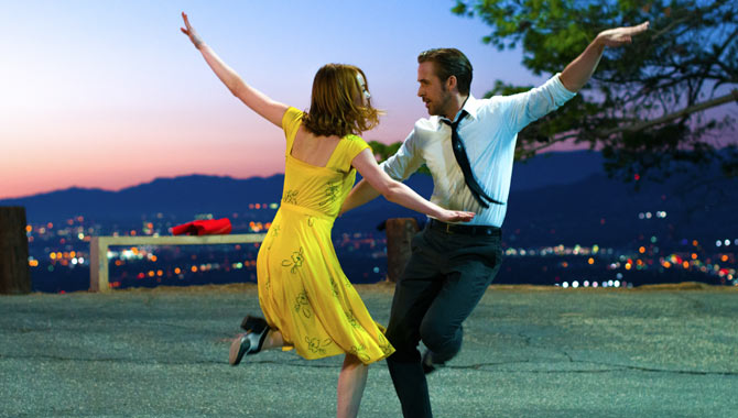 'La La Land' and 'Moonlight' Lead The 2017 Golden Globe Nominations