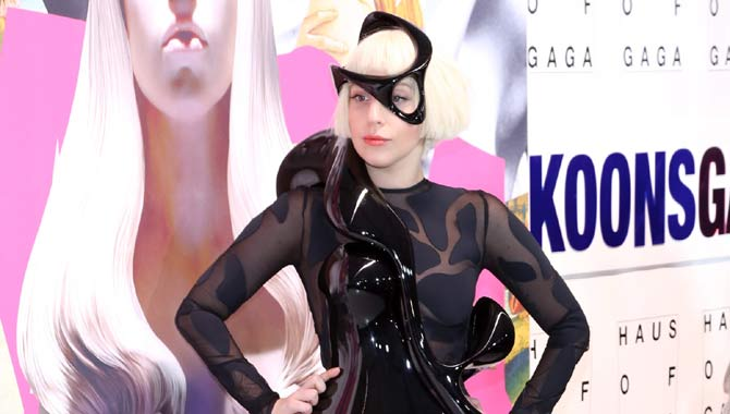 Lady Gaga, artRave