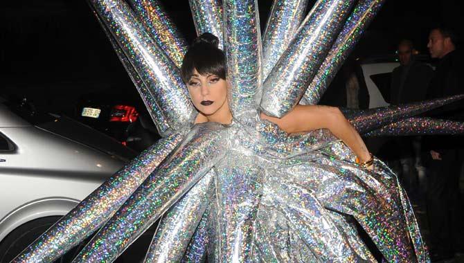 Lady Gaga, Paris