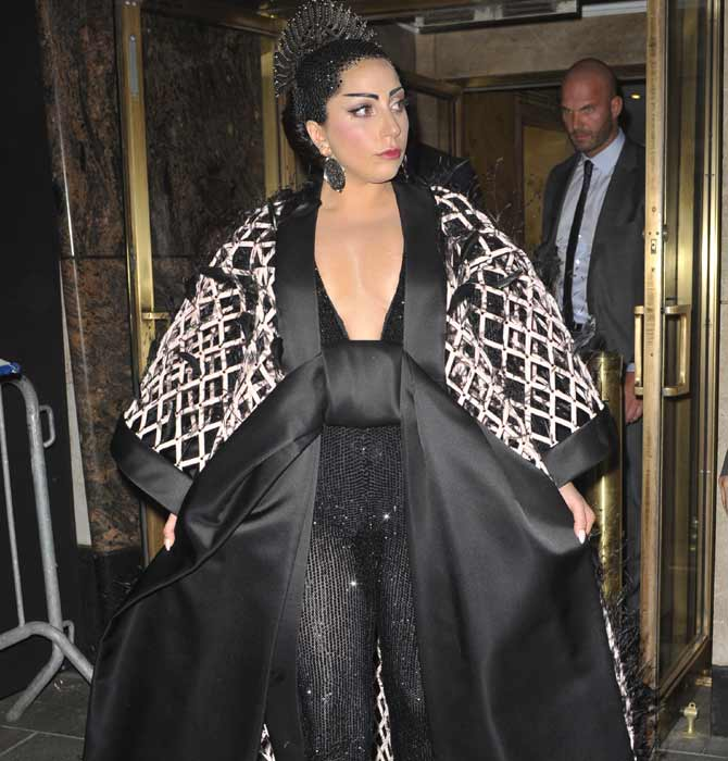 Lady Gaga: Her Most David Bowie-esque Looks [Pictures]