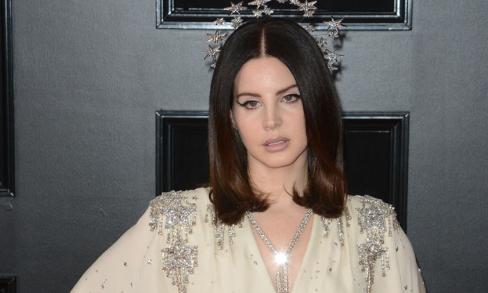 Lana Del Rey at the Grammy Awards
