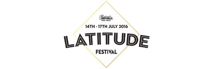 Latitude Festival 2016 Logo