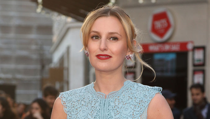 Laura Carmichael at the premiere of A United Kingdom