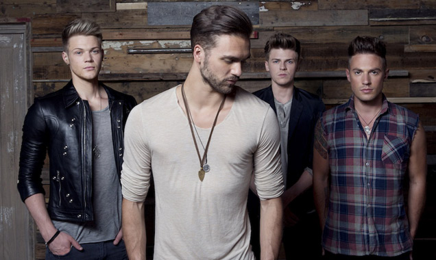 'Roads' is the first Lawson single released in America