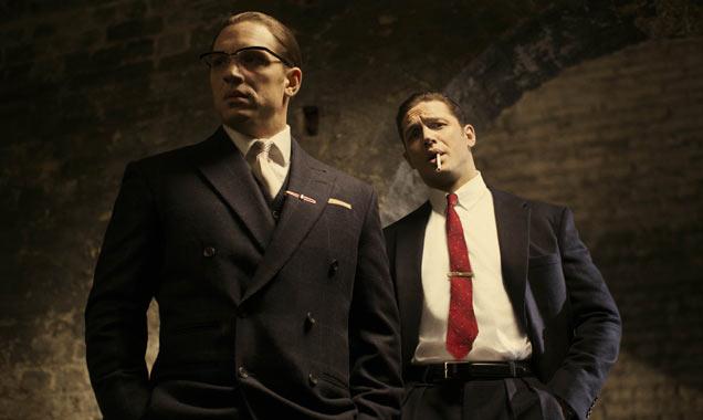 Tom Hardy in 'Legend'