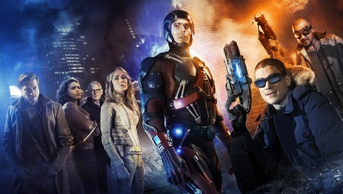 'Legends Of Tomorrow' Premieres With A Ragtag Team Of DC Rogues [Spoilers]