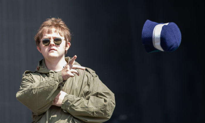 Lewis Capaldi at Glastonbury 2019 / Photo Credit: Aaron Chown/PA Wire/PA Images