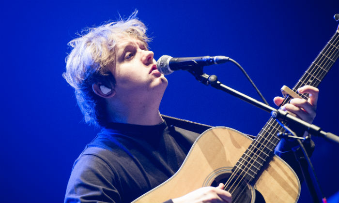Lewis Capaldi in concert at the O2 Academy Brixton, London 2019 / Photo Credit: Ollie Millington/Rmv/Zuma Press/PA Images