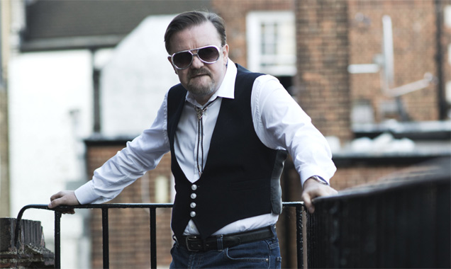 "Ricky Gervais Hits Out At Twitter Generation: ""We Give Way Too Much Away Now"""