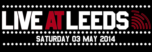 Live At Leeds 2014 Logo