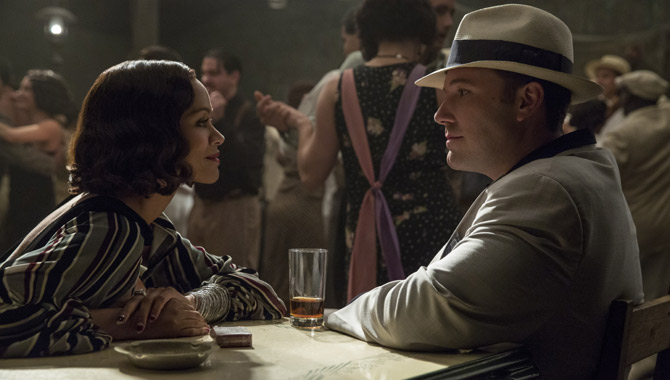 Zoe Saldana Thinks 'Live By Night' Is Her Best Performance Since 'Avatar'