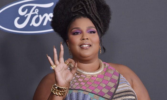 Lizzo at the NAACP Image Awards 2020 / Photo Credit: SIPA USA/PA Images