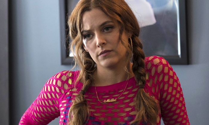 Riley Keough Combined Tough And Girly For Logan Lucky
