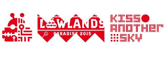 Lowlands 2015 logo