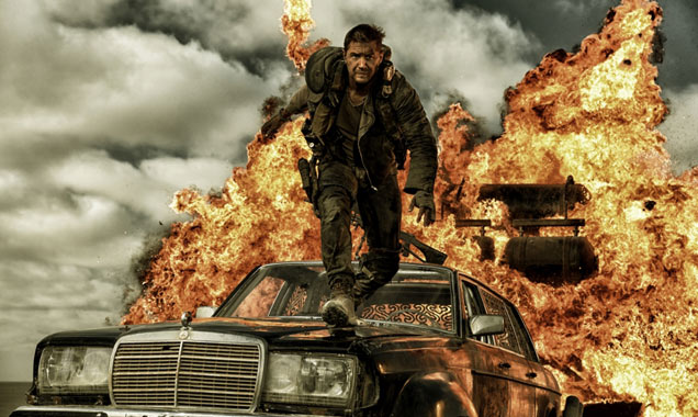 'Mad Max: Fury Road' Gives Tom Hardy A Challenge