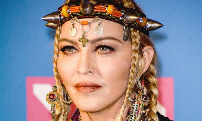 Madonna at 2018 MTV VMAs
