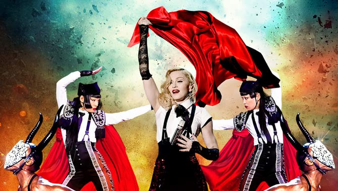 'Madonna: Rebel Heart Tour' will be available in September