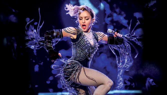 Madonna's 'Rebel Heart Tour' Is Finally Coming To DVD This Fall