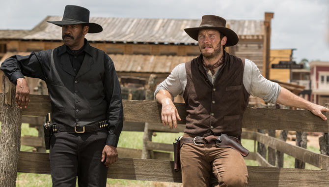 'The Magnificent Seven' Unites Chris Pratt And Denzel Washington In A Modern Western