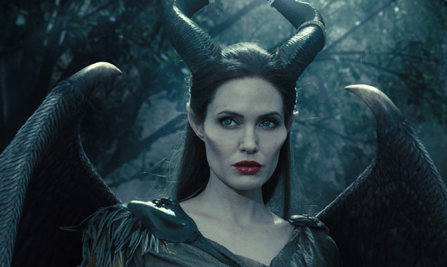 Malificent Angelina Jolie