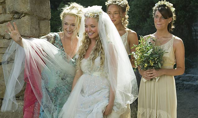 Meryl Streep and Amanda Seyfried were among the leading cast for the original flick