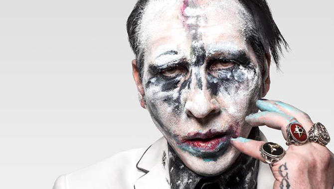 Marilyn Manson To Rock Europe At The End Of 2017