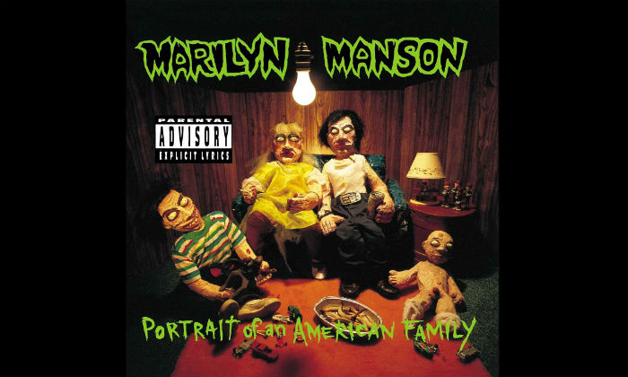 Album of the Week: The 25th anniversary of Marilyn Manson debut Portrait of an American Family