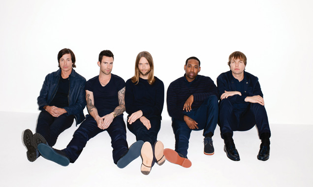 Maroon 5 Add A Little Sugar With Some Wedding Crashing