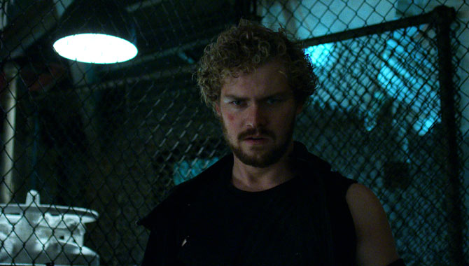 Danny Rand isn't your typical young billionaire