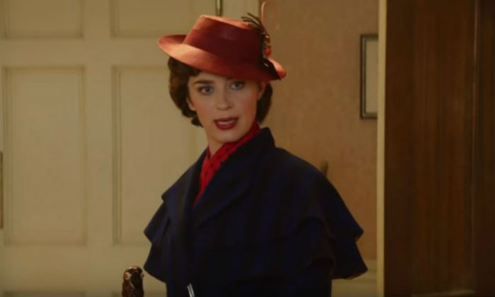 The Mary Poppins Returns Trailer is Full of Nostalgia
