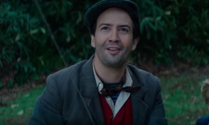 Lin-Manuel Miranda as Bert's apprentice Jack